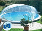 Gartenwelt Riegelsberger Cabrio Dome Ø 3,00m