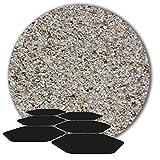 25 kg Fugensand Einkehrsand Quarzsand grau hellgrau (1,0 - 2,0 mm)
