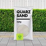 Quarzsand - Fugensand weiß, sehr feine Körnung, bestens geeignet zum Einkehren von Pflasterfugen, hemmend gegen Unkraut, 1 kg - 5000 kg, kostenlose Lieferung (20)