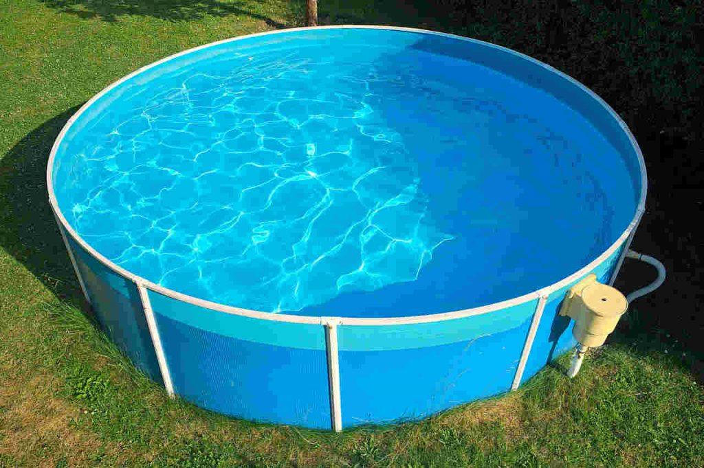 Pool richtig aufstellen